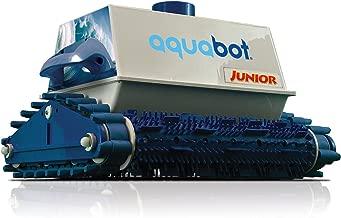 AQUA PRODUCTS INC. Aquabot Junior Robotic In Ground Pool Cleaner w/Extra Replacement Filter Bag