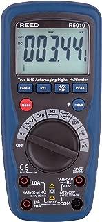REED Instruments R5010 True RMS Waterproof Digital Multimeter