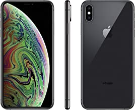 Apple iPhone Xs Max, AT&T, 64GB - Gray - (Renewed)