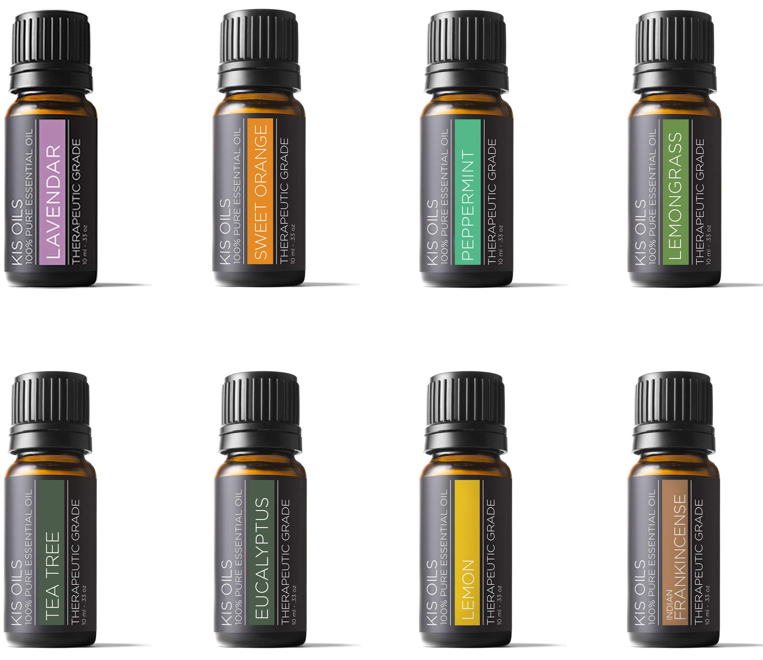 Aromatherapy Therapeutic peppermint lemongrass frankincense