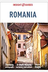 Insight Guides Romania (Travel Guide eBook): (Travel Guide with free eBook) Kindle Edition