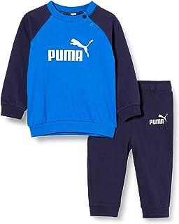 PUMA Baby - Jungen Minicats Ess Raglan Jogger Trainingsanzug