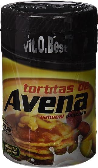 Tortitas de Avena en Polvo - Combinado de Carbohidratos Proteínas y Vitaminas - Suplementos Deportivos y Suplementos Alimentación - Vitobest ...