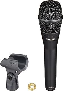 Shure KSM9HS Dual-Diaphragm Condenser Handheld Vocal Microphone