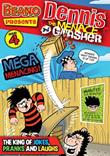 The Beano presents Dennis the Menace and Gnasher #4: Mega...