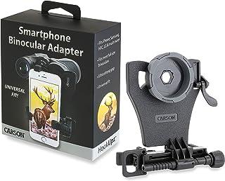 Carson HookUpz Universal–Smartphone Adapter für fast alle gängigen vollwertigen Ferngläser