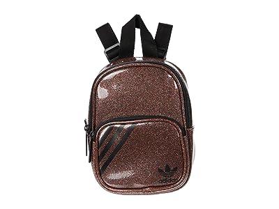 adidas Originals Originals Glitter Mini Backpack (Pink Glitter) Backpack Bags