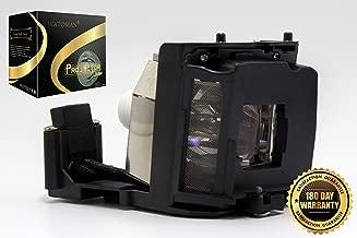 Watoman AN-XR30LP Original Replacement Projector Lamp with Housing for Sharp PG-F15X PG-F200X XG-F210 XG-F260X XR-30S XR-30X XR-40X XR-41X XG-F210X Projectors