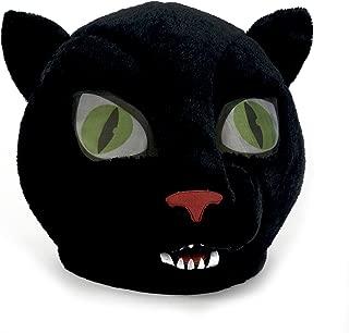 Oversized Plush Halloween Holiday Mask - Panther