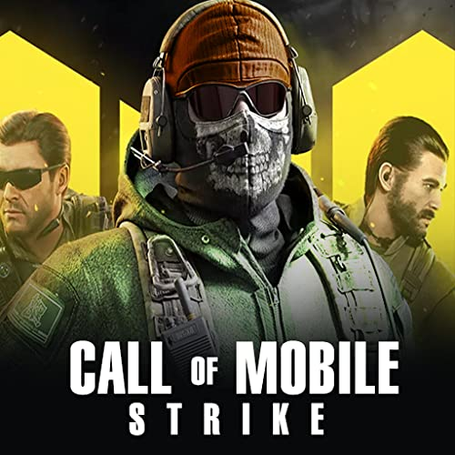 Call of Mobile Strike Army Kritisches Schießspiel