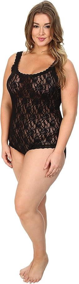 Hanky Panky - Plus Size Signature Lace Bodysuit