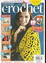 INSIDE CROCHET MAGAZINE, ISSUE 95 FREE GIFTS OR INSERTS ARE NOT INCLUDED.