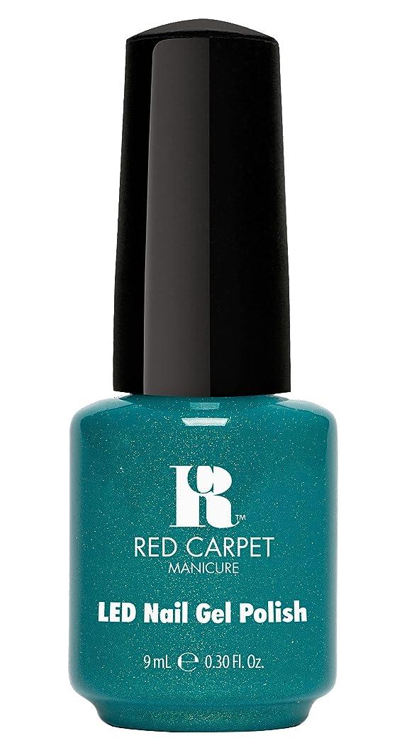 アレンジトライアスロン大破Red Carpet Manicure - LED Nail Gel Polish - Power of the Gemstones - Zircon - 0.3oz/9ml