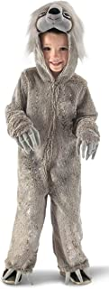 Princess Paradise Swift The Sloth Costume, Small Gray