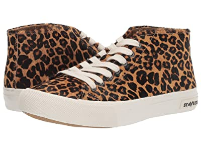 SeaVees CA Special Mulholland (Leopard Cow Hide) Women