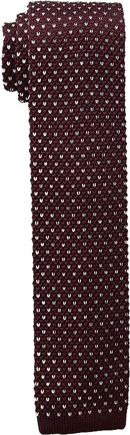 Birdseye Knit Tie