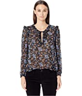 Rebecca Taylor - Long Sleeve Solstice Top