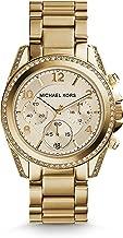 Michael Kors Women's Blair Gold Tone Stainless Steel Watch MK5166