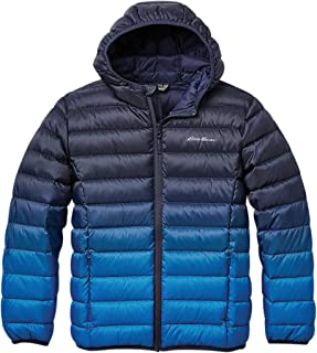 Kids Down Jacket - Hooded, Down Outerwear