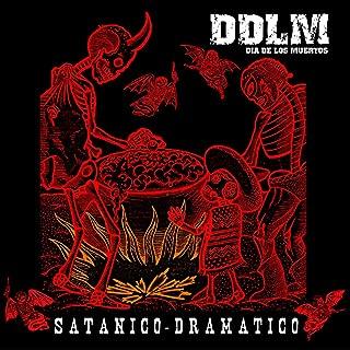 satanico dramatico dia de los muertos