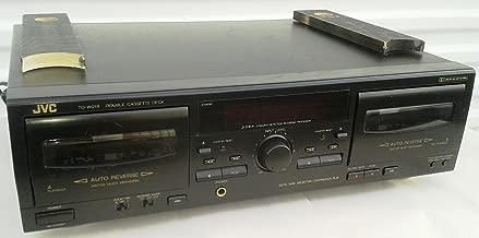 JVC TD-W218 Double Cassette Deck Tape Player