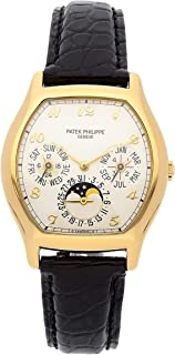 Patek Philippe Grand Complications Mechanical (Automatic) Silver Dial Mens Watch 5040J (Certified Pre-Owned)