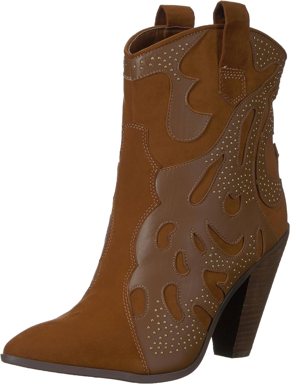 Carlos by Carlos Santana Womens Sterling Fashion Boot