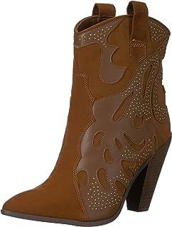Cuadra Mens Santana Honey Bovine Leather Western Cowboy Boot 1J16RS CU266