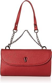 ESPRIT Damen 117ea1o050 Clutch Rot (Coral Red)