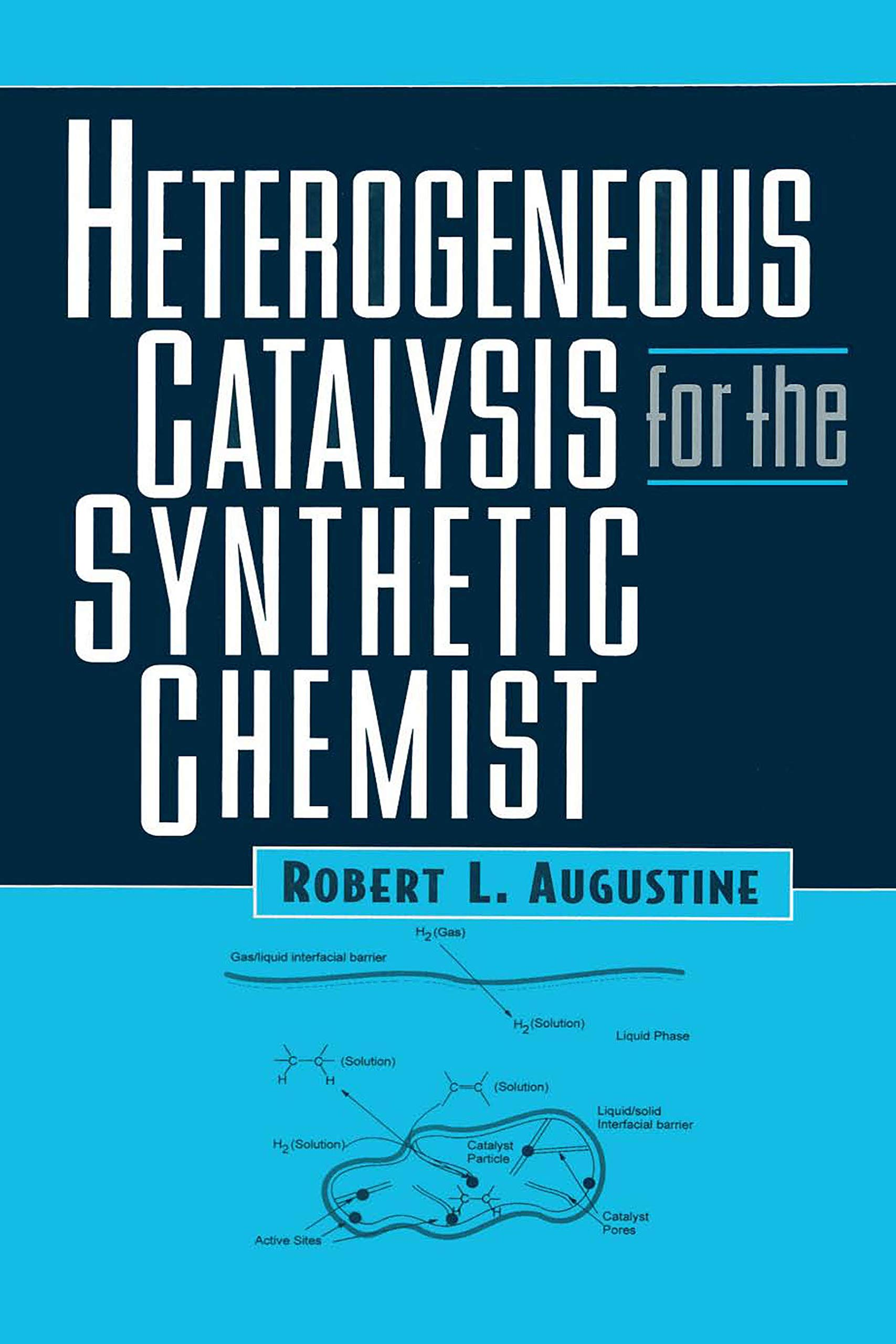 Image OfHeterogeneous Catalysis For The Synthetic Chemist (Chemical Industries) (English Edition)