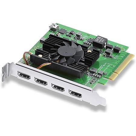 【国内正規品】Blackmagic Design DeckLink Quad HDMI Recorder