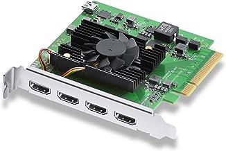 Blackmagic Design BM-BDLKDVQDHDMI4K Internal PCIe Video Capturing Device