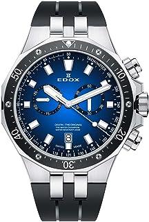 EDOX - Delfin The Original Reloj de Hombre Cuarzo Suizo 43mm 10109 3CA BUIN