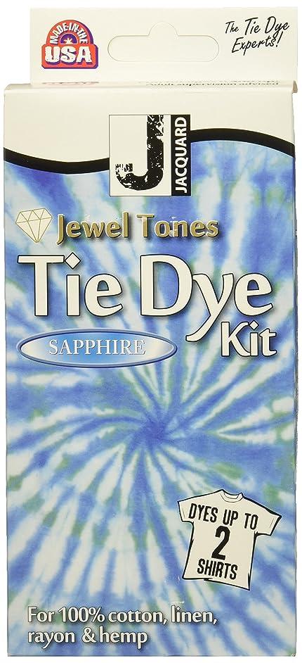 Jacquard Jewel Tones T-Shirt Tie-Dye Kit (Sapphire)