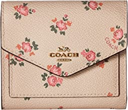 COACH - Floral Bloom Small Wallet