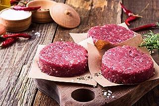 Angus Burger Patties Slides | Healthy & Nutritional | Great Depth Flavor | Fresh & Delicious | Classic Taste - 320 gms (4 ...