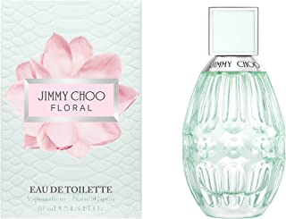 JIMMY CHOO Floral Eau de Toilette Spray, Fruity Musky, 1.3 Fl Oz