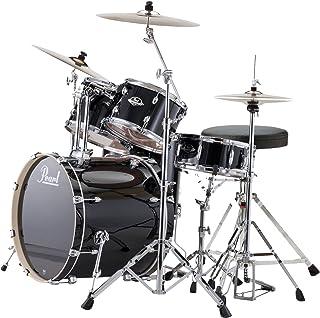 Pearl Exportación exx725z/C31Black + Zildjian Planet Z–Set de platillos + taburete gratis