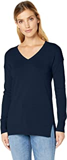 Amazon Essentials Women's V-Neck Tunic