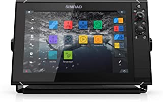 Simrad Nss12 Evo3 Chartplotter/Fishfinder With Insight Chart