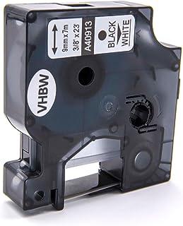 TZECL3 vhbw Nastro di pulizia della testina di stampa 12mm per etichettatrice come Brother TZE-CL3