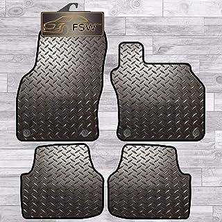 FSW Qashqai 2007-2014 Tailored 5MM Waterproof Rubber EXTRA Heavy Duty Car Floor Mats