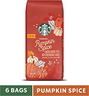 decaffeinated pumpkin spice coffee