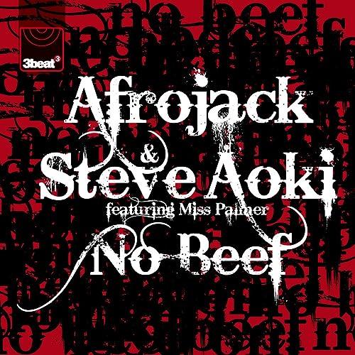 No Beef by Afrojack & Steve Aoki & Miss Palmer on Amazon Music ...