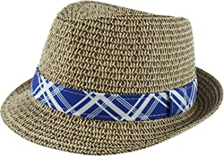 kids straw trilby