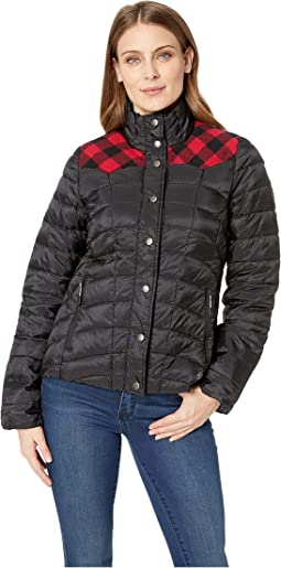 1411 Quilted Down Coat
