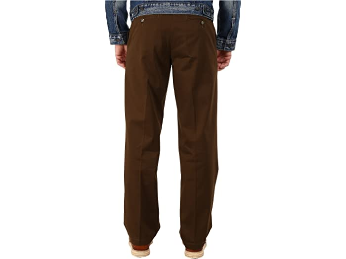 Dockers Mens Easy Khaki Relaxed-Fit Flat-Front Pant