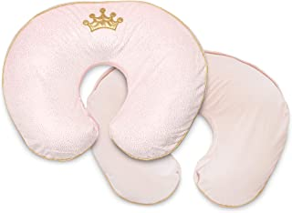 Boppy Luxe Nursing Pillow and Positioner, Pink Princess