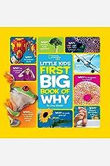 National Geographic Little Kids First Big Book of Why (National Geographic Little Kids First Big Books) Gebundene Ausgabe