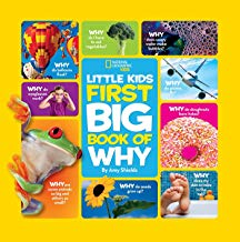 National Geographic Little Kids First Big Book of Why (National Geographic Little Kids First Big Boo (National Geographic Little Kids First Big Books)